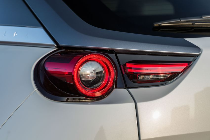 Mazda MX-30 EV launched in the UK – from RM137k Image #1185216