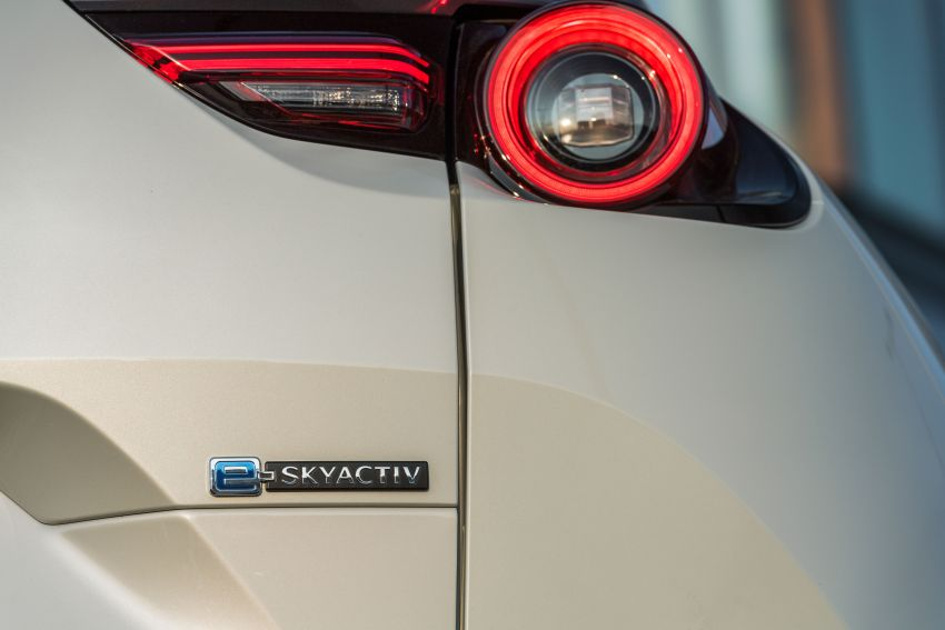 Mazda MX-30 EV launched in the UK – from RM137k Image #1185218