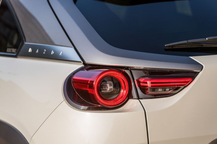 Mazda MX-30 EV launched in the UK – from RM137k Image #1185183