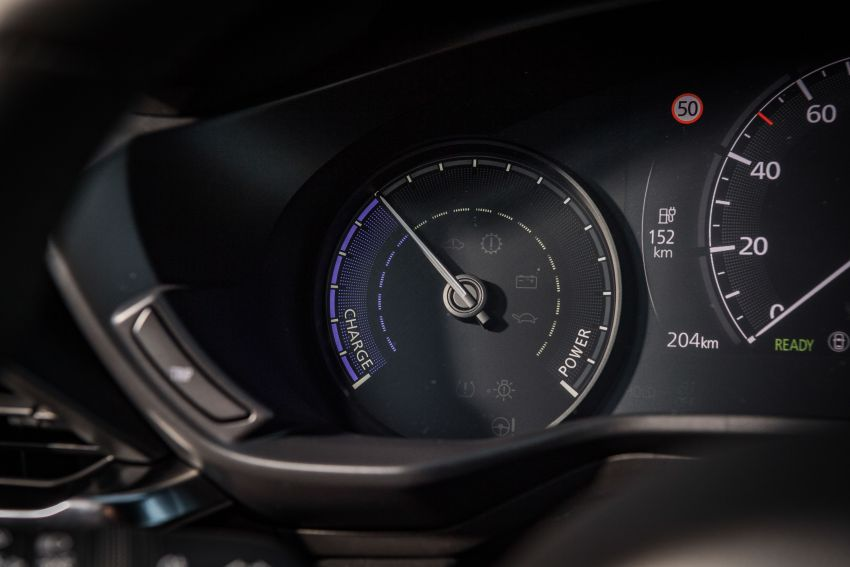 Mazda MX-30 EV launched in the UK – from RM137k Image #1185279