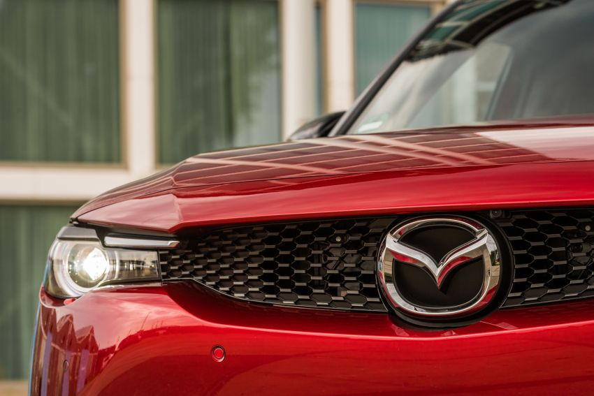 Mazda MX-30 EV launched in the UK – from RM137k Image #1184885