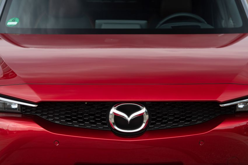 Mazda MX-30 EV launched in the UK – from RM137k Image #1184888