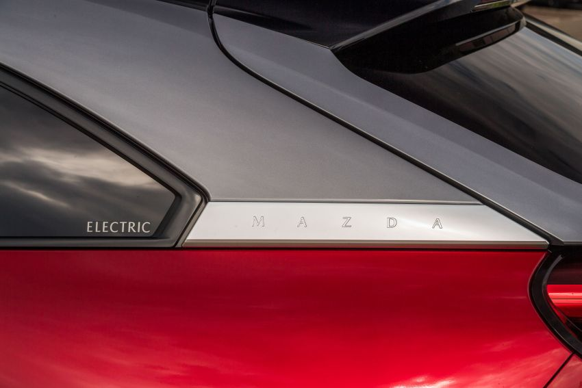 Mazda MX-30 EV launched in the UK – from RM137k Image #1184895