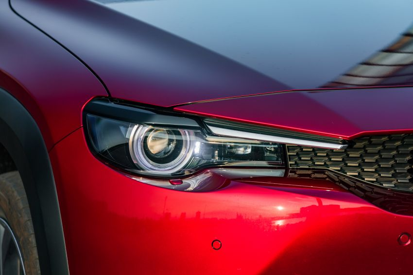 Mazda MX-30 EV launched in the UK – from RM137k Image #1184965