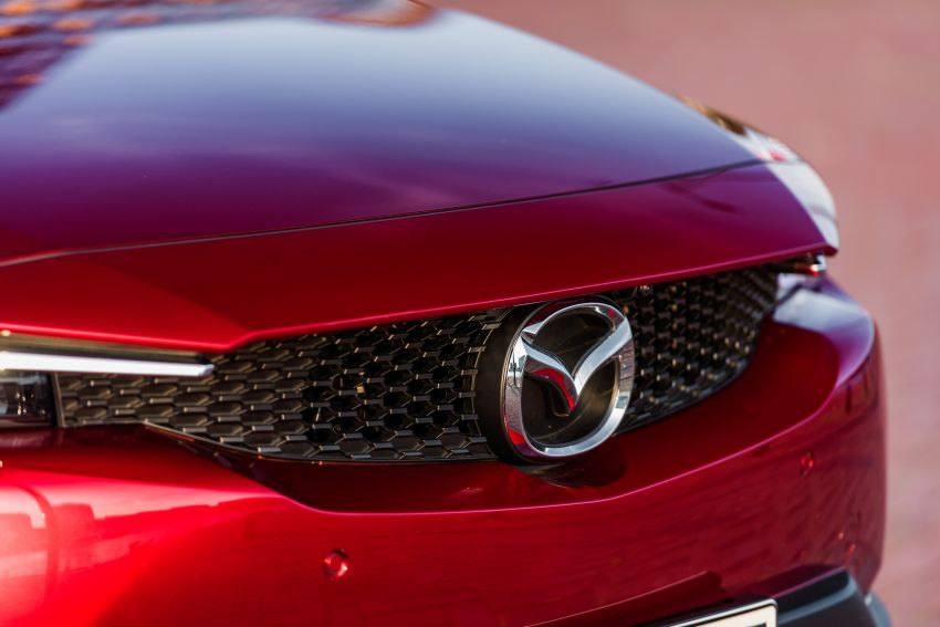Mazda MX-30 EV launched in the UK – from RM137k Image #1184967