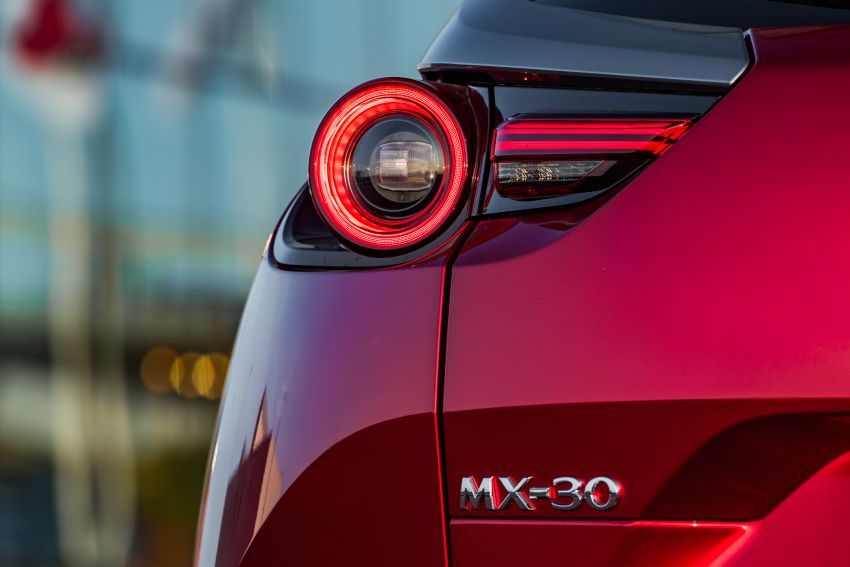 Mazda MX-30 EV launched in the UK – from RM137k Image #1184971