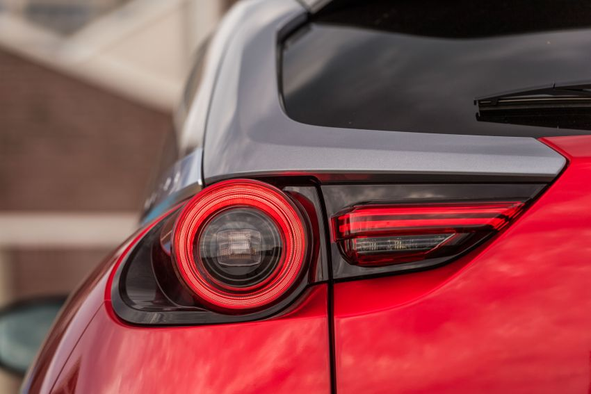 Mazda MX-30 EV launched in the UK – from RM137k Image #1184870
