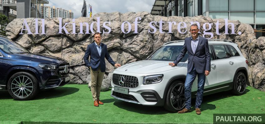 X247 Mercedes-AMG GLB35 4Matic officially launched in Malaysia – 306 PS; 0-100 km/h in 5.2s; from RM363k Image #1180106