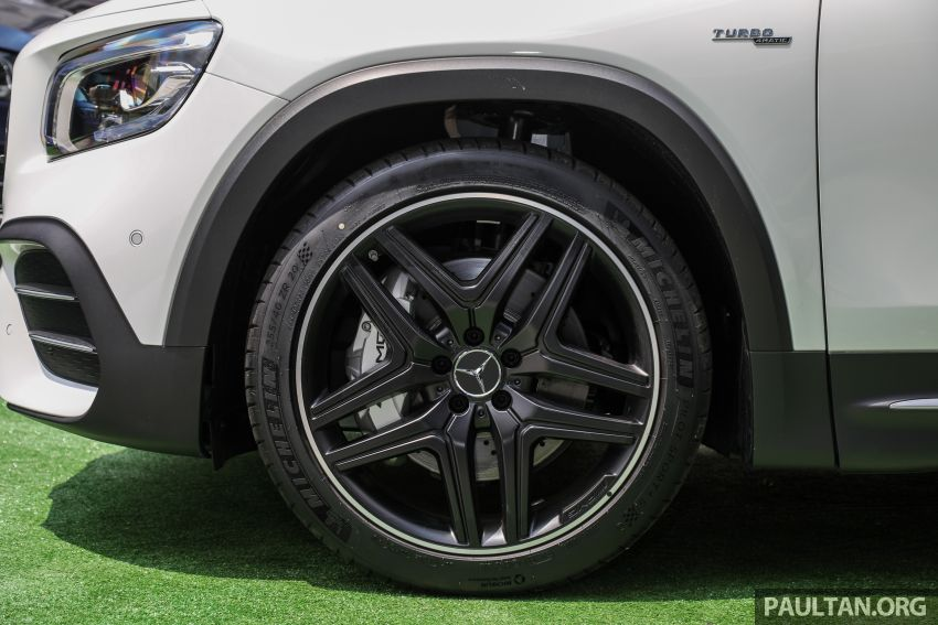 X247 Mercedes-AMG GLB35 4Matic officially launched in Malaysia – 306 PS; 0-100 km/h in 5.2s; from RM363k Image #1180139