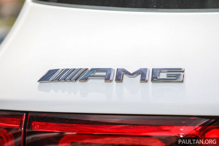 X247 Mercedes-AMG GLB35 4Matic officially launched in Malaysia – 306 PS; 0-100 km/h in 5.2s; from RM363k Image #1180164
