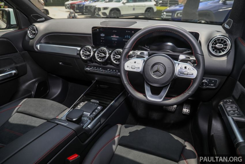 X247 Mercedes-AMG GLB35 4Matic officially launched in Malaysia – 306 PS; 0-100 km/h in 5.2s; from RM363k Image #1180233