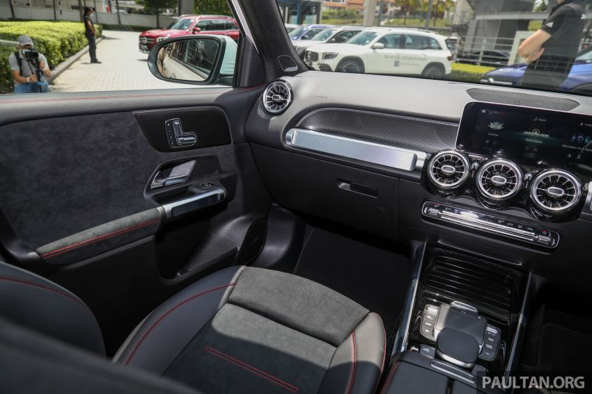 X247 Mercedes-AMG GLB35 4Matic officially launched in Malaysia – 306 PS; 0-100 km/h in 5.2s; from RM363k Image #1180238