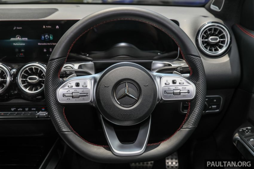 X247 Mercedes-AMG GLB35 4Matic officially launched in Malaysia – 306 PS; 0-100 km/h in 5.2s; from RM363k Image #1180177