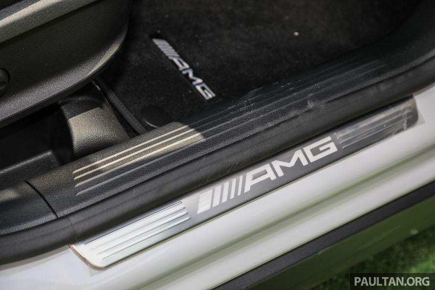 X247 Mercedes-AMG GLB35 4Matic officially launched in Malaysia – 306 PS; 0-100 km/h in 5.2s; from RM363k Image #1180249