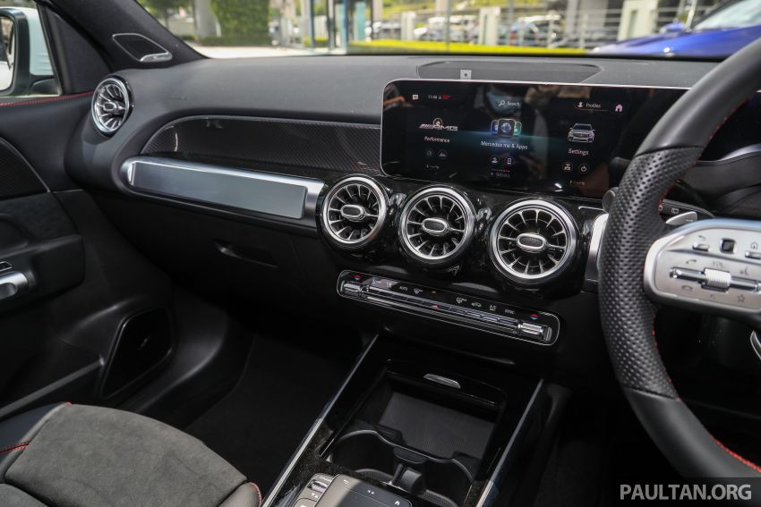 X247 Mercedes-AMG GLB35 4Matic officially launched in Malaysia – 306 PS; 0-100 km/h in 5.2s; from RM363k Image #1180179