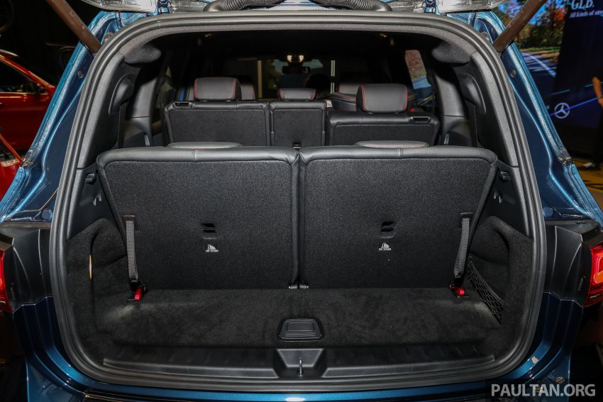 X247 Mercedes-Benz GLB SUV launched in Malaysia – seven-seat GLB200, GLB250 4Matic; from RM269k Image #1180454
