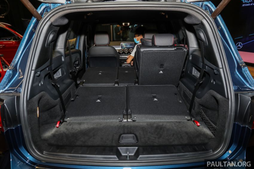 X247 Mercedes-Benz GLB SUV launched in Malaysia – seven-seat GLB200, GLB250 4Matic; from RM269k Image #1180456