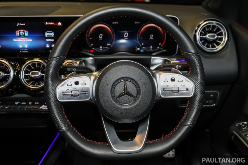 X247 Mercedes-Benz GLB SUV launched in Malaysia – seven-seat GLB200, GLB250 4Matic; from RM269k Image #1180425
