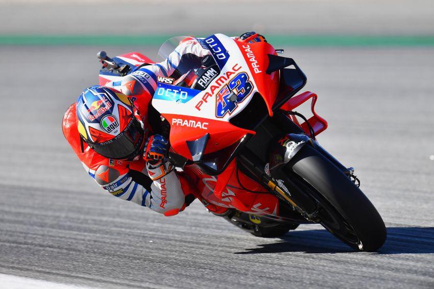 2020 MotoGP: Quartararo back on form in Catalunya Image #1184678