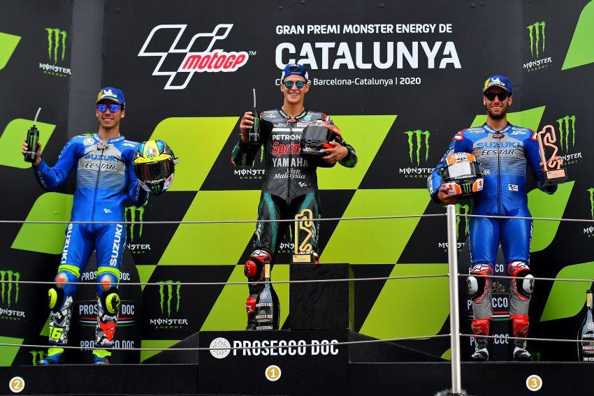 2020 MotoGP: Quartararo back on form in Catalunya Image #1184691