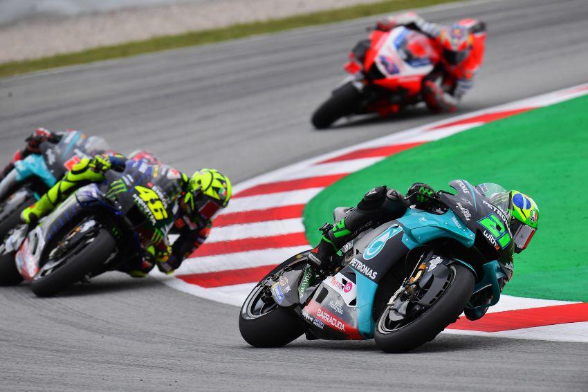 2020 MotoGP: Quartararo back on form in Catalunya Image #1184683