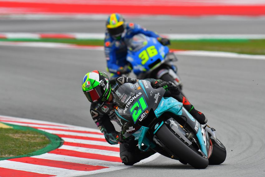 2020 MotoGP: Quartararo back on form in Catalunya Image #1184686
