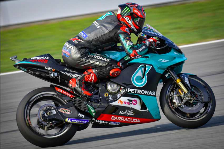 2020 MotoGP: Quartararo back on form in Catalunya Image #1184713