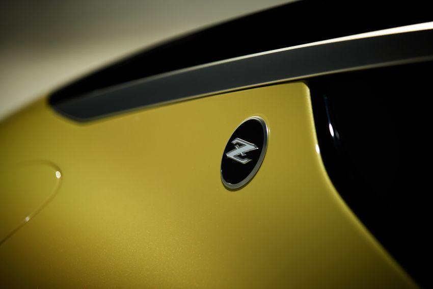 Nissan Z Proto – Fairlady gets V6 twin turbo & manual! Image #1177578