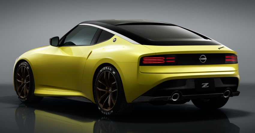 Nissan Z Proto – Fairlady gets V6 twin turbo & manual! Image #1177569
