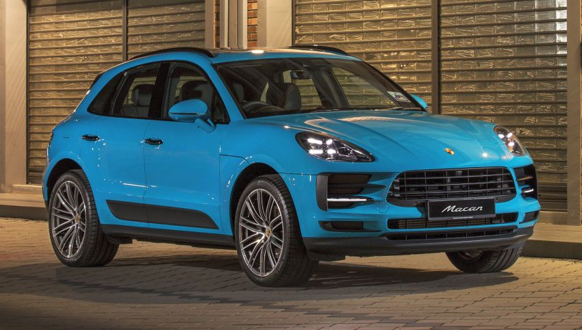 2020 Porsche Macan – new standard equipment worth RM39k added, including PASM; priced from RM439k Image #1174745
