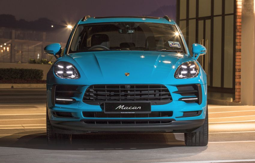 2020 Porsche Macan – new standard equipment worth RM39k added, including PASM; priced from RM439k Image #1174746