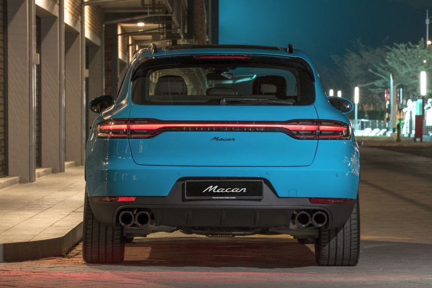 2020 Porsche Macan – new standard equipment worth RM39k added, including PASM; priced from RM439k Image #1174748
