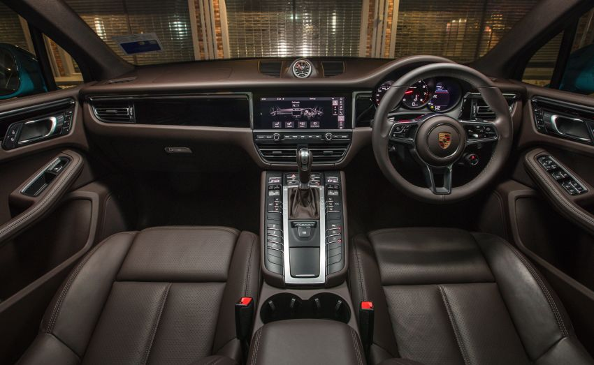 2020 Porsche Macan – new standard equipment worth RM39k added, including PASM; priced from RM439k Image #1174750