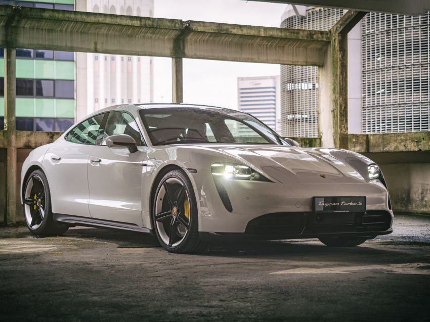 2020 Porsche Taycan launched in Malaysia – up to 761 PS and 1,050 Nm, 464 km EV range; from RM725k Image #1178311