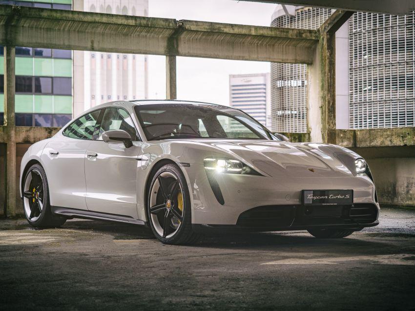 Porsche Taycan tiba di Malaysia – tiga varian, harga RM725k – RM1.2 juta, jarak gerak hingga 464 km Image #1178412