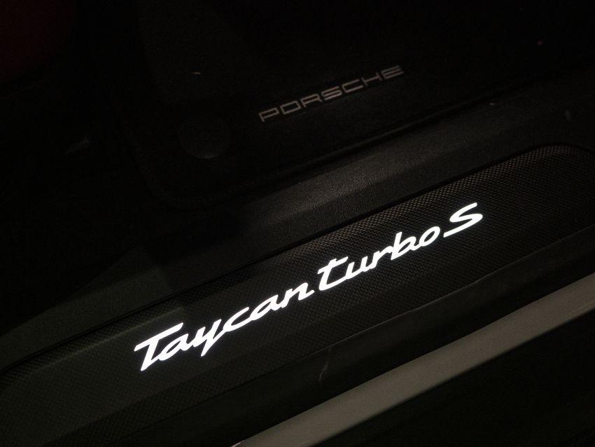Porsche Taycan tiba di Malaysia – tiga varian, harga RM725k – RM1.2 juta, jarak gerak hingga 464 km Image #1178391