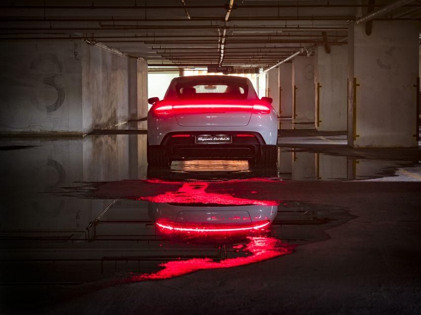 Porsche Taycan tiba di Malaysia – tiga varian, harga RM725k – RM1.2 juta, jarak gerak hingga 464 km Image #1178398