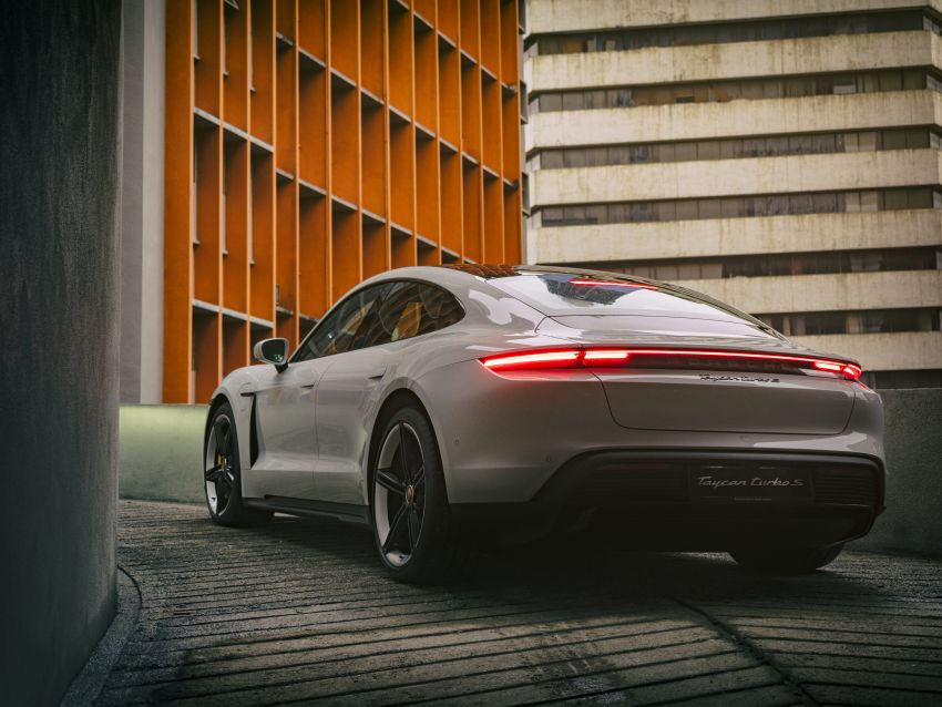 2020 Porsche Taycan launched in Malaysia – up to 761 PS and 1,050 Nm, 464 km EV range; from RM725k Image #1178318
