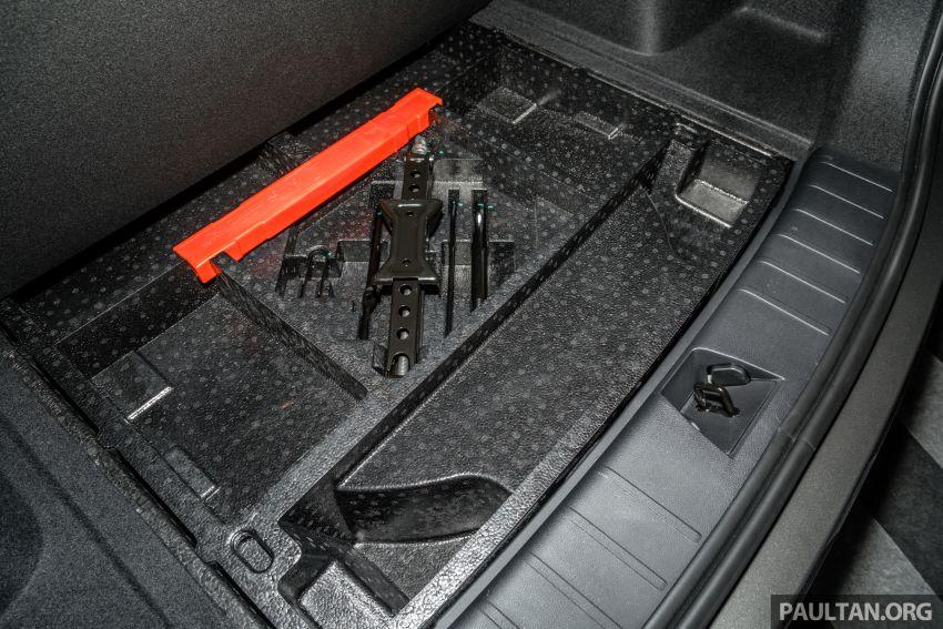 Proton X50 SUV previewed – 4 variants, 6 colours, 1.5TGDi and 7DCT, Level 2 semi-autonomous driving Image #1177333