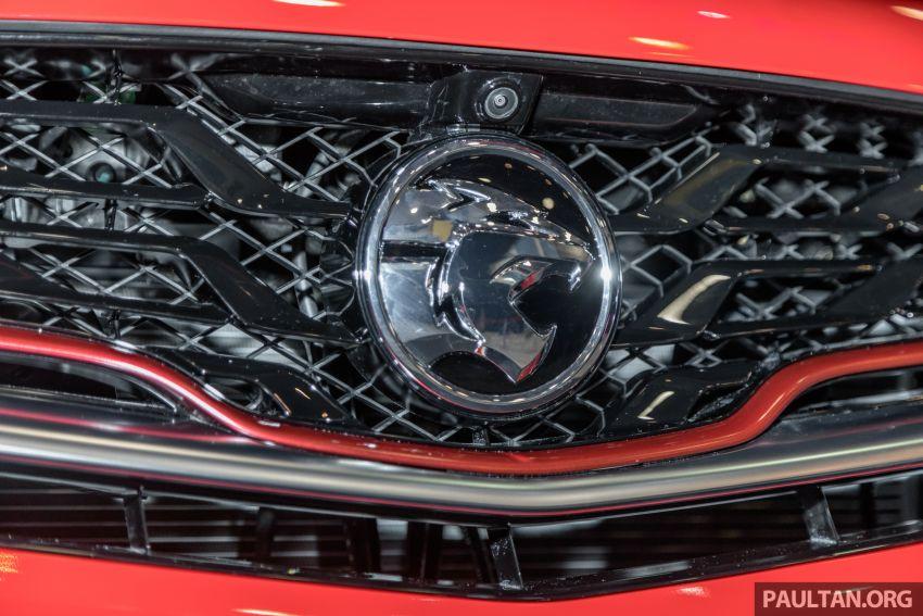 Proton X50 SUV previewed – 4 variants, 6 colours, 1.5TGDi and 7DCT, Level 2 semi-autonomous driving Image #1177233