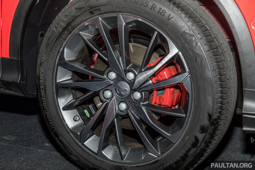 Proton X50 SUV previewed – 4 variants, 6 colours, 1.5TGDi and 7DCT, Level 2 semi-autonomous driving Image #1177236