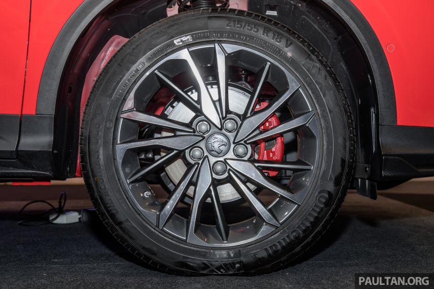 Proton X50 SUV previewed – 4 variants, 6 colours, 1.5TGDi and 7DCT, Level 2 semi-autonomous driving Image #1177237
