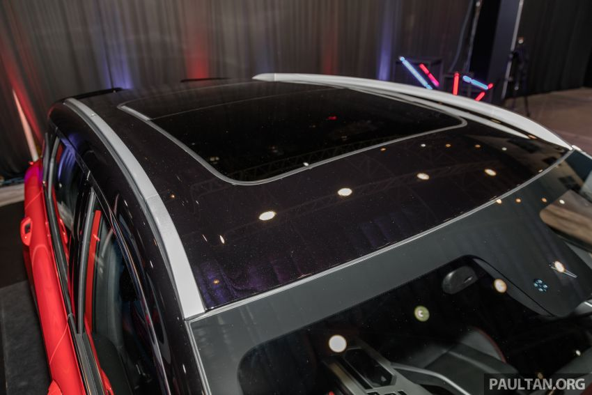 Proton X50 SUV previewed – 4 variants, 6 colours, 1.5TGDi and 7DCT, Level 2 semi-autonomous driving Image #1177240