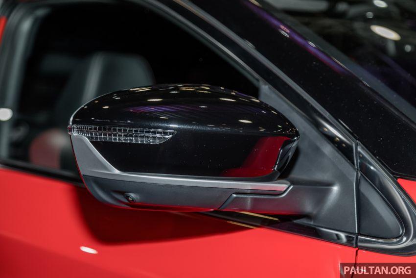 Proton X50 SUV previewed – 4 variants, 6 colours, 1.5TGDi and 7DCT, Level 2 semi-autonomous driving Image #1177242
