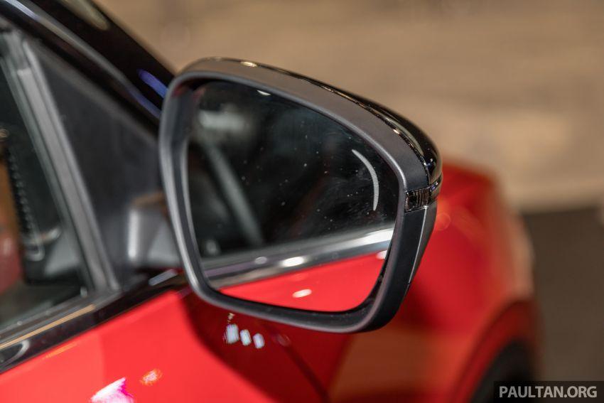 Proton X50 SUV previewed – 4 variants, 6 colours, 1.5TGDi and 7DCT, Level 2 semi-autonomous driving Image #1177244