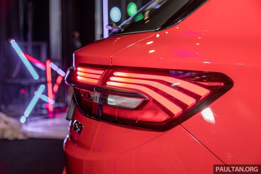 Proton X50 SUV previewed – 4 variants, 6 colours, 1.5TGDi and 7DCT, Level 2 semi-autonomous driving Image #1177249