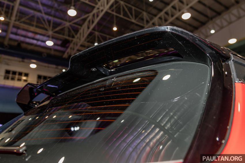 Proton X50 SUV previewed – 4 variants, 6 colours, 1.5TGDi and 7DCT, Level 2 semi-autonomous driving Image #1177255
