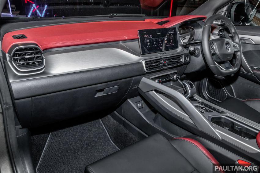 Proton X50 SUV previewed – 4 variants, 6 colours, 1.5TGDi and 7DCT, Level 2 semi-autonomous driving Image #1177269