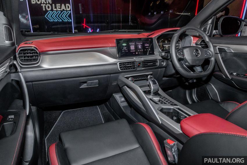 Proton X50 SUV previewed – 4 variants, 6 colours, 1.5TGDi and 7DCT, Level 2 semi-autonomous driving Image #1177271