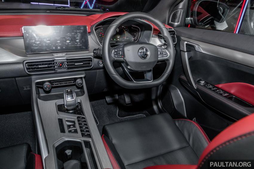 Proton X50 SUV previewed – 4 variants, 6 colours, 1.5TGDi and 7DCT, Level 2 semi-autonomous driving Image #1177273